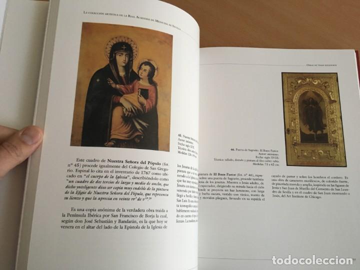 Libros de segunda mano: La colección artística de la Real Academia de Medicina de Sevilla La colección artística de la Real - Foto 2 - 150061634