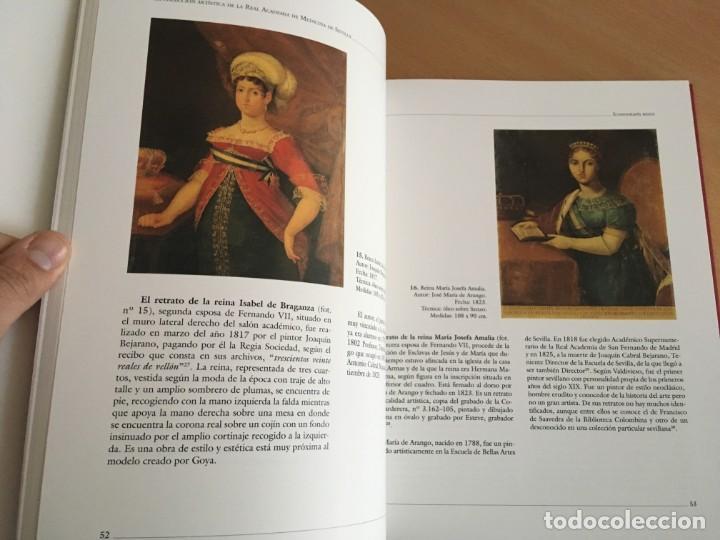 Libros de segunda mano: La colección artística de la Real Academia de Medicina de Sevilla La colección artística de la Real - Foto 3 - 150061634