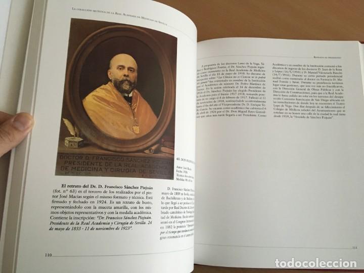Libros de segunda mano: La colección artística de la Real Academia de Medicina de Sevilla La colección artística de la Real - Foto 7 - 150061634