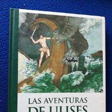 Libros de segunda mano: LAS AVENTURAS DE ULISES - LA ODISEA DE HOMERO - GRIJALBO MONDADORI, COLECCIÓN EL ARCA. Lote 150065702