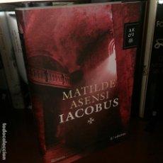 Libros de segunda mano: IACOBUS - MATILDE ASENSI. Lote 150080578