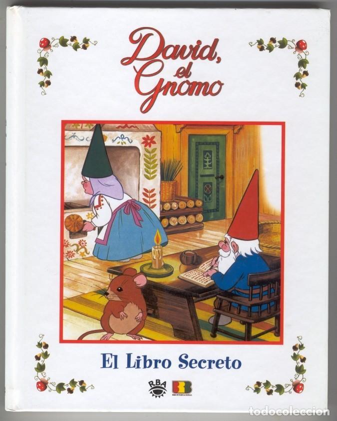 DAVID EL GNOMO EL LIBRO SECRETO - FOTOS ADICIONALES (Libros de Segunda Mano - Literatura Infantil y Juvenil - Otros)