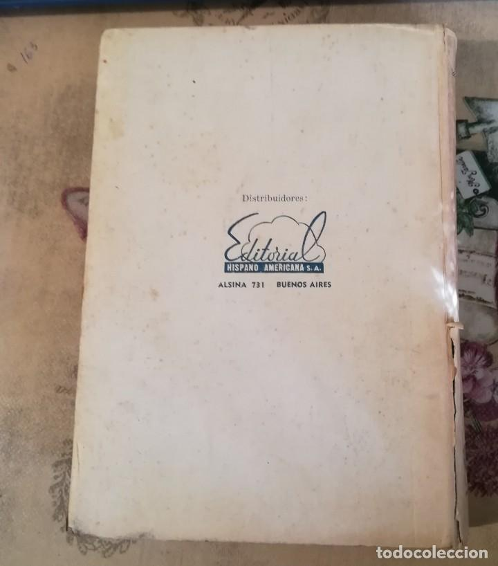 Libros de segunda mano: Manual del relojero práctico. Relojes eléctricos - Hans Berthoud - 1946 - Impreso en Argentina - Foto 2 - 150232874