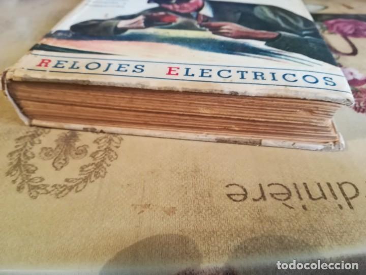 Libros de segunda mano: Manual del relojero práctico. Relojes eléctricos - Hans Berthoud - 1946 - Impreso en Argentina - Foto 5 - 150232874