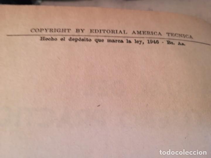 Libros de segunda mano: Manual del relojero práctico. Relojes eléctricos - Hans Berthoud - 1946 - Impreso en Argentina - Foto 13 - 150232874