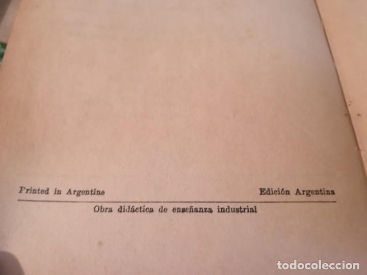 Libros de segunda mano: Manual del relojero práctico. Relojes eléctricos - Hans Berthoud - 1946 - Impreso en Argentina - Foto 14 - 150232874
