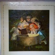 Libros de segunda mano: LAS OBRAS DE MISERICORDIA. FEDERICO REVILLA, ILUSTRADO POR JUAN FERRANDIZ. 1980. Lote 106635587