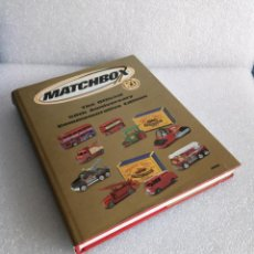 Libros de segunda mano: LIBRO MATCHBOX OFFICIAL 50 ANNIVERSARY COMMEMORATIVE EDITION 2002 1ª PRIMERA ED EDICION TAPA DURA. Lote 150354590