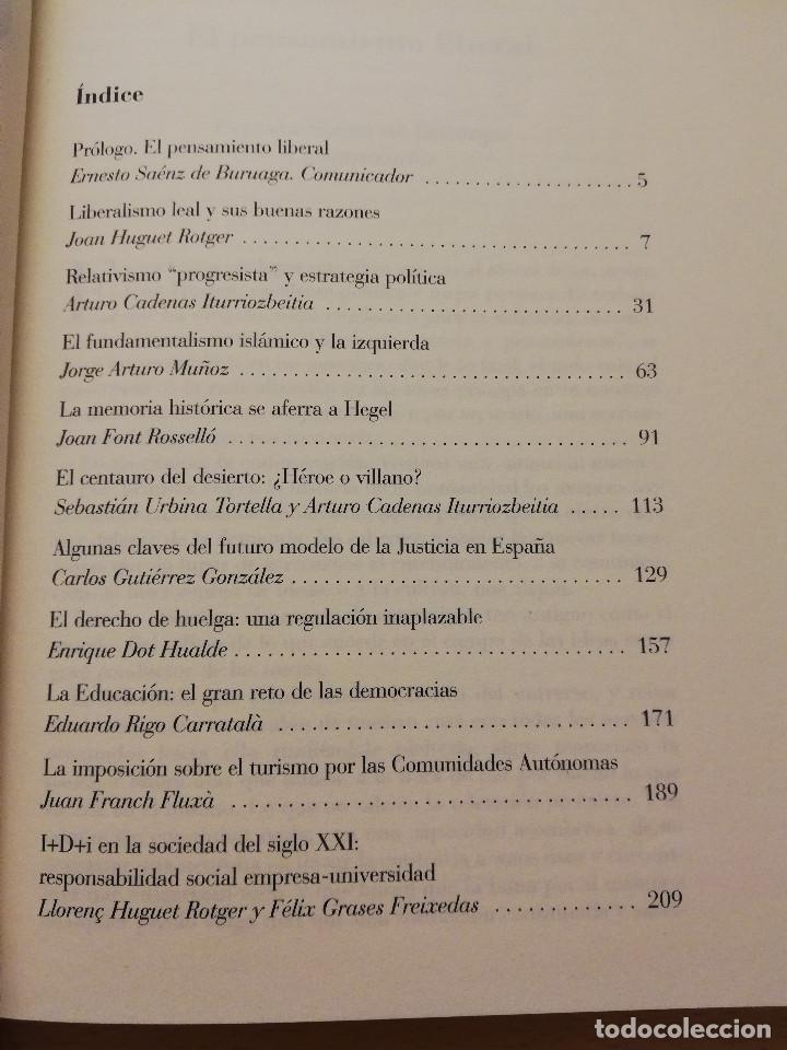 Libros de segunda mano: QUADERNA. CIENCIA Y PENSAMIENTO Nº 1 (FUNDACIÓ ANTONI MAURA) - Foto 3 - 150497442
