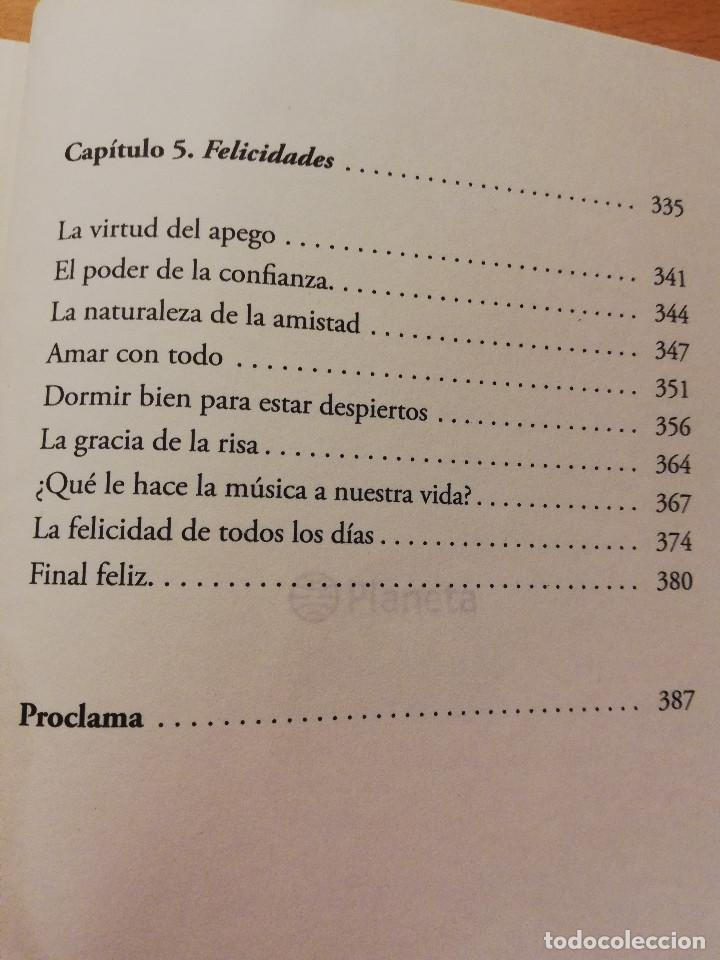 Libros de segunda mano: EL CEREBRO ARGENTINO. UNA MANERA DE PENSAR, DIALOGAR Y HACER UN PAÍS MEJOR (FACUNDO MANES / M. NIRO) - Foto 7 - 150497606