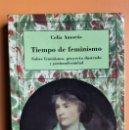 Libros de segunda mano: TIEMPO DE FEMINISMO // CELIA AMORÓS. Lote 150508890