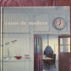 Libros de segunda mano: CASAS DE MADERA / JUDITH MILLER / EDI. BLUME / 1ª EDICION 1998. Lote 150509122
