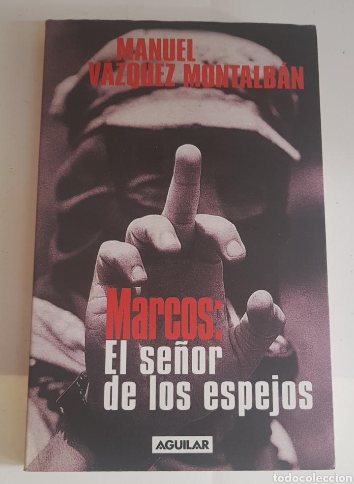 MARCOS EL SEÑOR DE LOS ANILLOS - MANUEL VAZQUEZ MONTALBAN - TDK9 (Libros de Segunda Mano (posteriores a 1936) - Literatura - Otros)