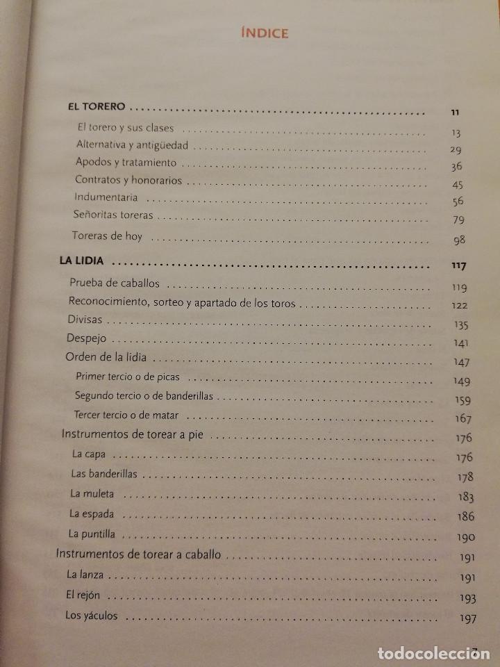 Libros de segunda mano: COSSÍO. LOS TOROS. EL TOREO (Nº 4) ESPASA - Foto 3 - 150575234