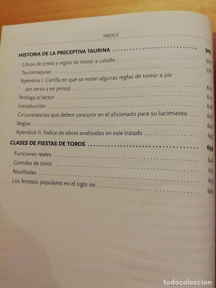 Libros de segunda mano: COSSÍO. LOS TOROS. EL TOREO (Nº 4) ESPASA - Foto 6 - 150575234
