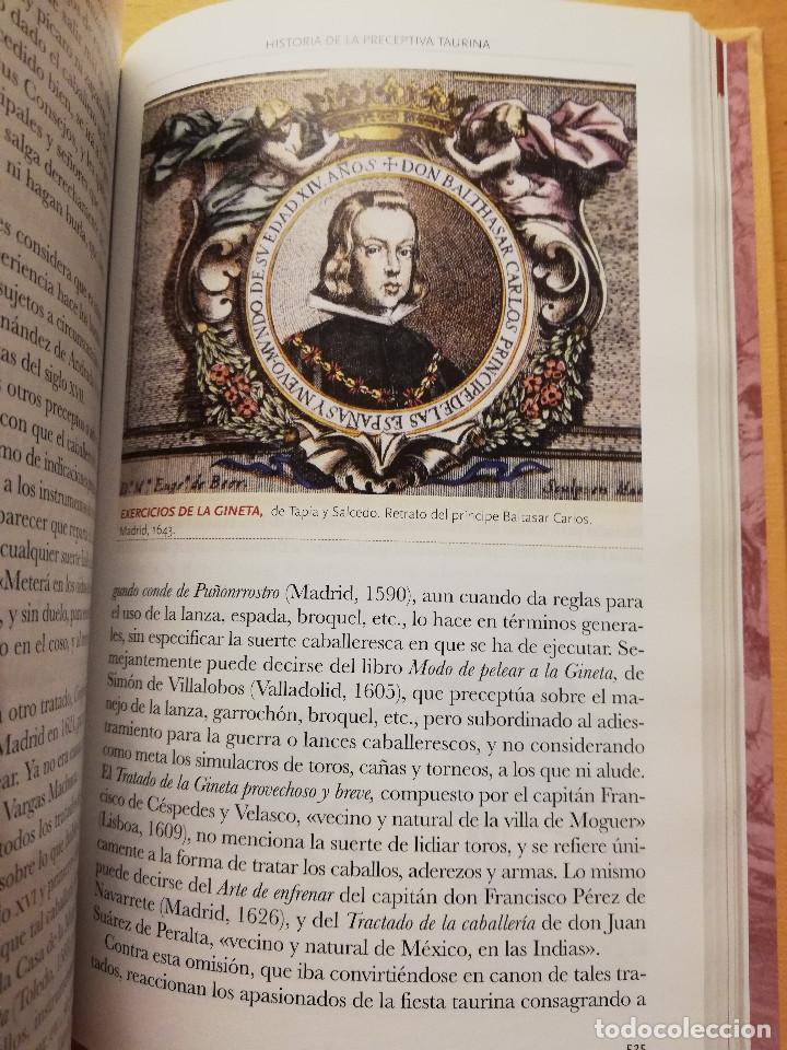 Libros de segunda mano: COSSÍO. LOS TOROS. EL TOREO (Nº 4) ESPASA - Foto 8 - 150575234