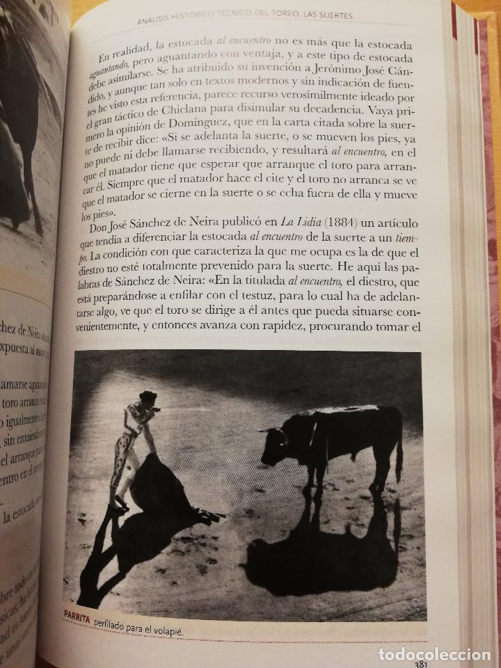 Libros de segunda mano: COSSÍO. LOS TOROS. EL TOREO (Nº 4) ESPASA - Foto 9 - 150575234