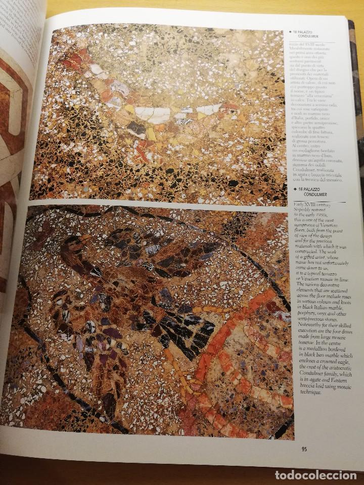 Libros de segunda mano: PAVIMENTI A VENEZIA / THE FLOORS OF VENICE (TUDY SAMMARTINI; PHOTOGRAPHS BY GABRIELE CROZZOLI) - Foto 5 - 150594014