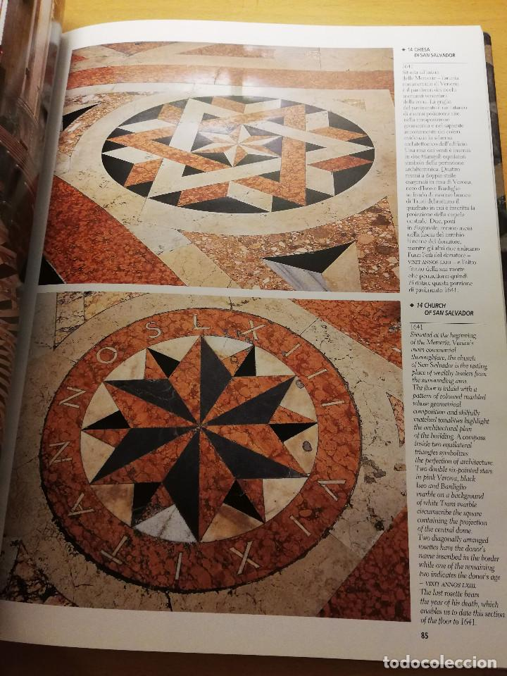 Libros de segunda mano: PAVIMENTI A VENEZIA / THE FLOORS OF VENICE (TUDY SAMMARTINI; PHOTOGRAPHS BY GABRIELE CROZZOLI) - Foto 6 - 150594014