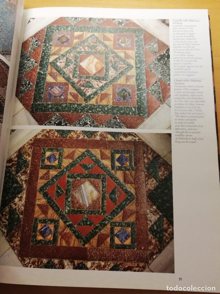 Libros de segunda mano: PAVIMENTI A VENEZIA / THE FLOORS OF VENICE (TUDY SAMMARTINI; PHOTOGRAPHS BY GABRIELE CROZZOLI) - Foto 7 - 150594014