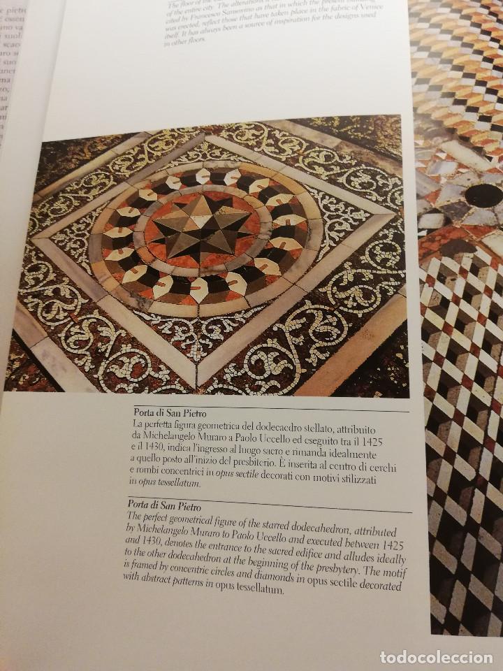 Libros de segunda mano: PAVIMENTI A VENEZIA / THE FLOORS OF VENICE (TUDY SAMMARTINI; PHOTOGRAPHS BY GABRIELE CROZZOLI) - Foto 12 - 150594014