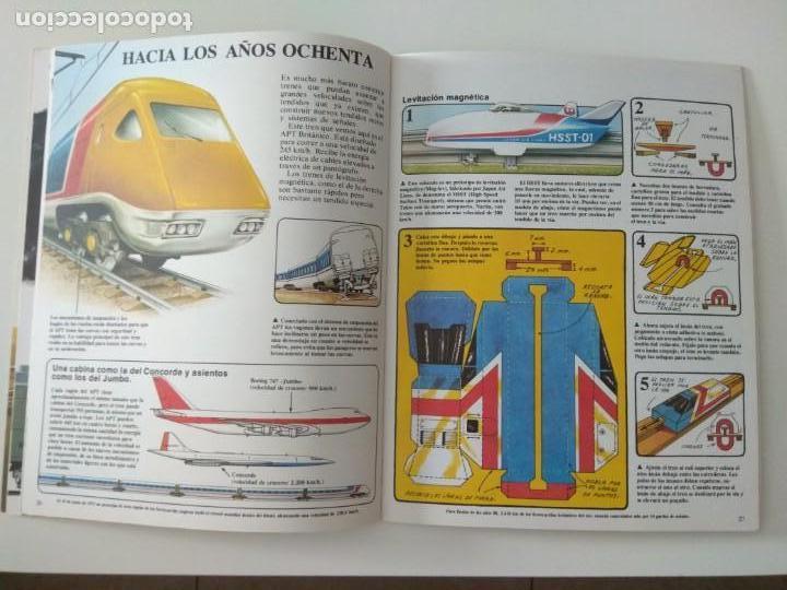 Second hand books: El joven ingeniero,supertrenes,1979, ediciones plesa - Foto 6 - 150646590