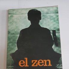 Libros de segunda mano: H. M. ENOMIYA LASSALLE: EL ZEN - TDK1. Lote 150650698