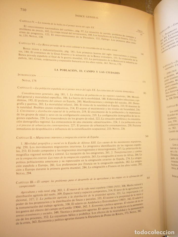 Libros de segunda mano: HISTORIA DE ESPAÑA VOL. XXXVII (ESPASA CALPE, 1984) RAMÓN MENÉNDEZ PIDAL (DIR.) - Foto 7 - 150652602