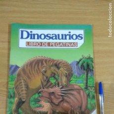 Libros de segunda mano - Libro pegatinas, Dinosaurios, Susaeta,1993 - 150692778