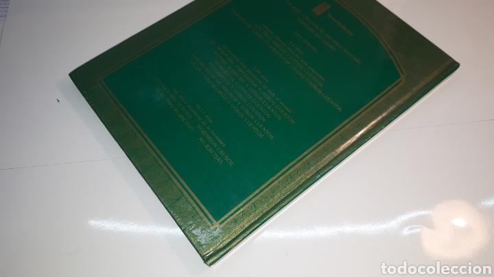Libros de segunda mano: CUENTOS JUVENILES PULGARCITA Y OTROS CUENTOS ILUSTRADA 1983 EDICIONES MONTENA - Foto 4 - 150720158