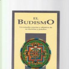 Libros de segunda mano: JOHN SNELLING - EL BUDISMO - EDITORIAL EDAF 1993. Lote 150739118