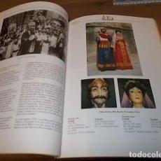 Libros de segunda mano: IMATGERIA FESTIVA DE LA CIUTAT VELLA DE BARCELONA. GEGANTS, NANS, BESTIARI I ALTRES PERSONATGES.1995. Lote 150746306