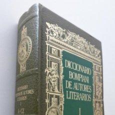 Libros de segunda mano: DICCIONARIO BOMPIANI DE AUTORES LITERARIOS 1. Lote 150774608