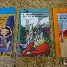 Libros de segunda mano: LOTE DE LIBROS INFANTILES, ALFAGUARA INFANTIL . Lote 150820794