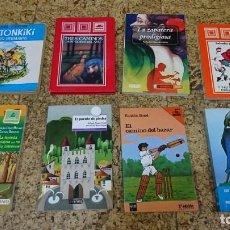 Libros de segunda mano: LOTE DE LIBROS INFANTILES, VARIOS. Lote 150820982