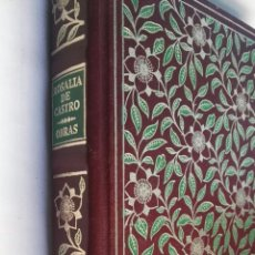 Libros de segunda mano: ROSALÍA DE CASTRO OBRAS. Lote 150885509