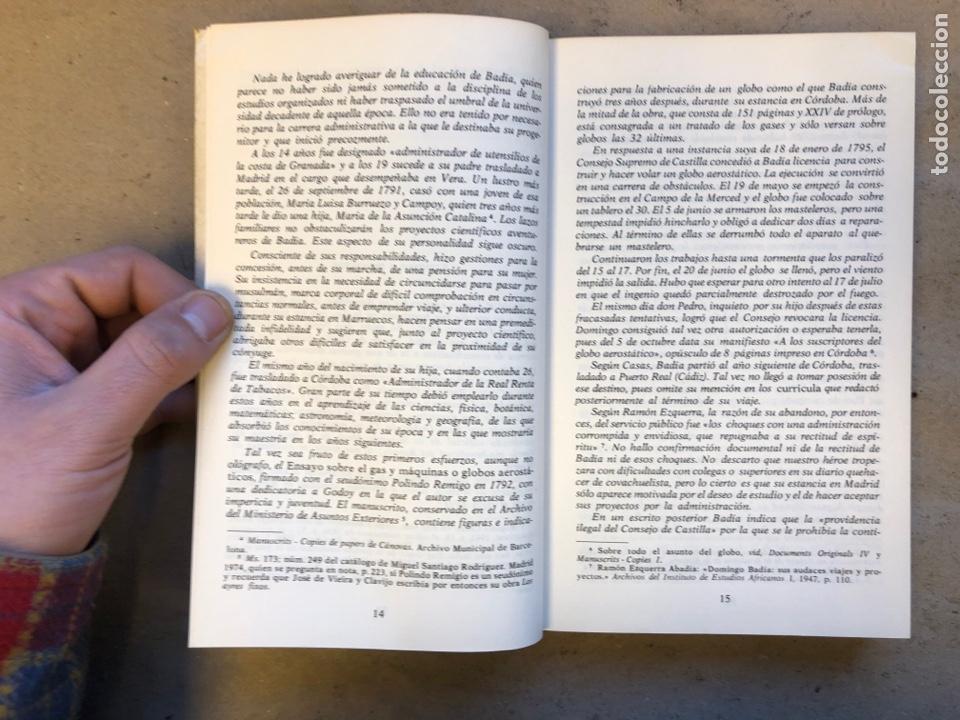 Libros de segunda mano: VIAJES POR MARRUECOS. ALI BEY. EDITORA NACIONAL 1985. 432 PÁGINAS. ILUSTRADO. - Foto 3 - 150947297