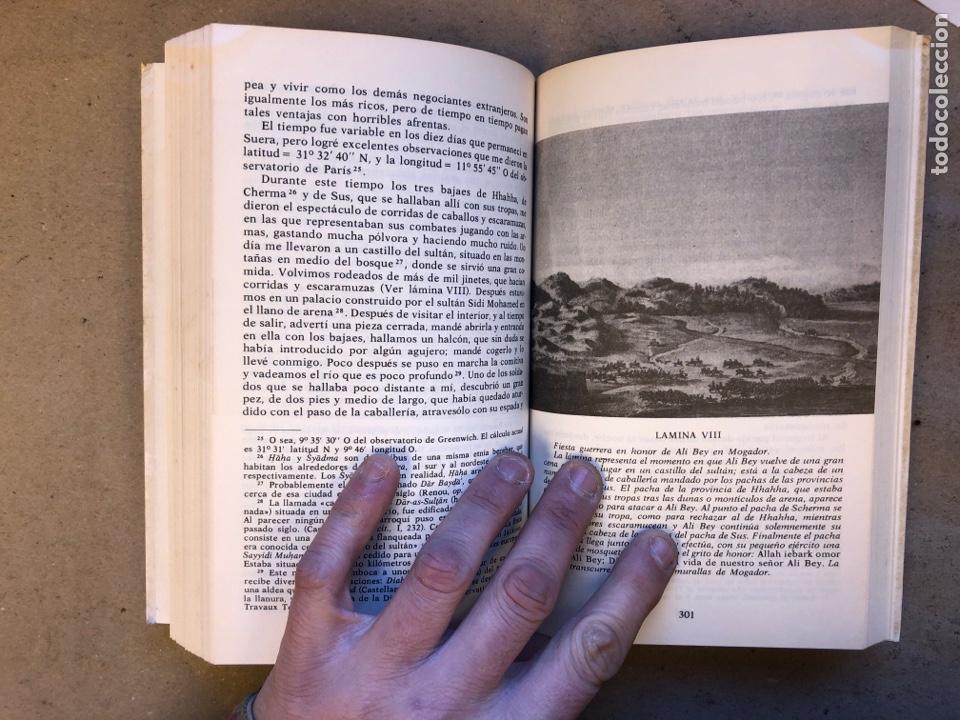 Libros de segunda mano: VIAJES POR MARRUECOS. ALI BEY. EDITORA NACIONAL 1985. 432 PÁGINAS. ILUSTRADO. - Foto 7 - 150947297