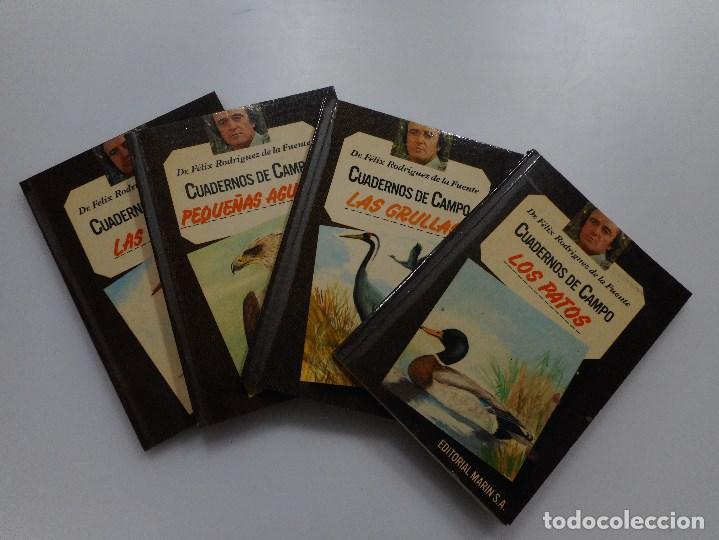 Libros de segunda mano: Dr. FÉLIX RODRIGUEZ DE LA FUENTECuadernos de Campo (60 Tomos + caja original de almacenaje) Y92474 - Foto 2 - 150950718