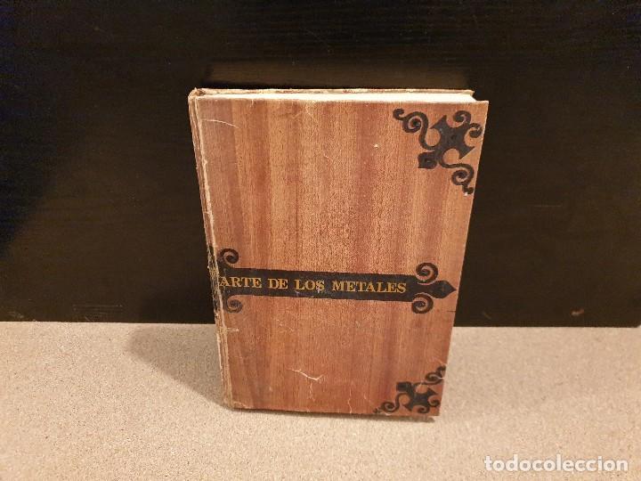 ARTE DE LOS METALES... FACSIMIL DEL LIBRO ORIGINAL DE 1540.........1977... (Libros de Segunda Mano - Bellas artes, ocio y coleccionismo - Otros)