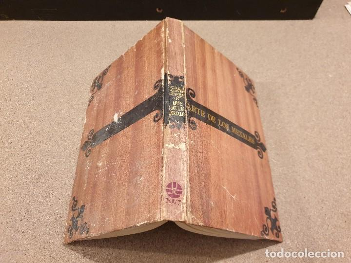 Libros de segunda mano: ARTE DE LOS METALES... FACSIMIL DEL LIBRO ORIGINAL DE 1540.........1977... - Foto 2 - 150950914