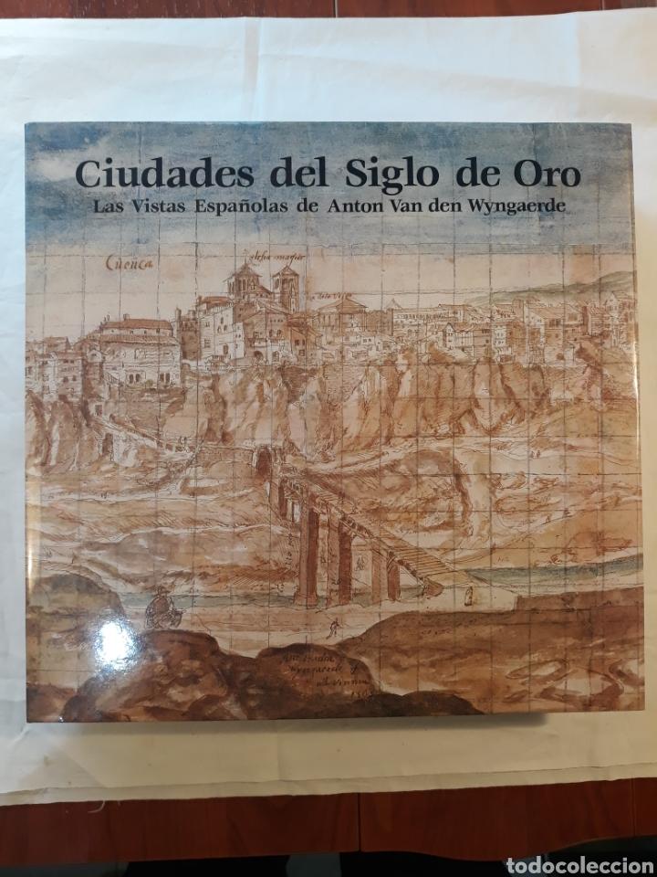 CIUDADES DEL SIGLO DE ORO.LAS VISTAS ESPAÑOLAS DE ANTON VAN WYNGAERDE. (Libros de Segunda Mano - Bellas artes, ocio y coleccionismo - Otros)