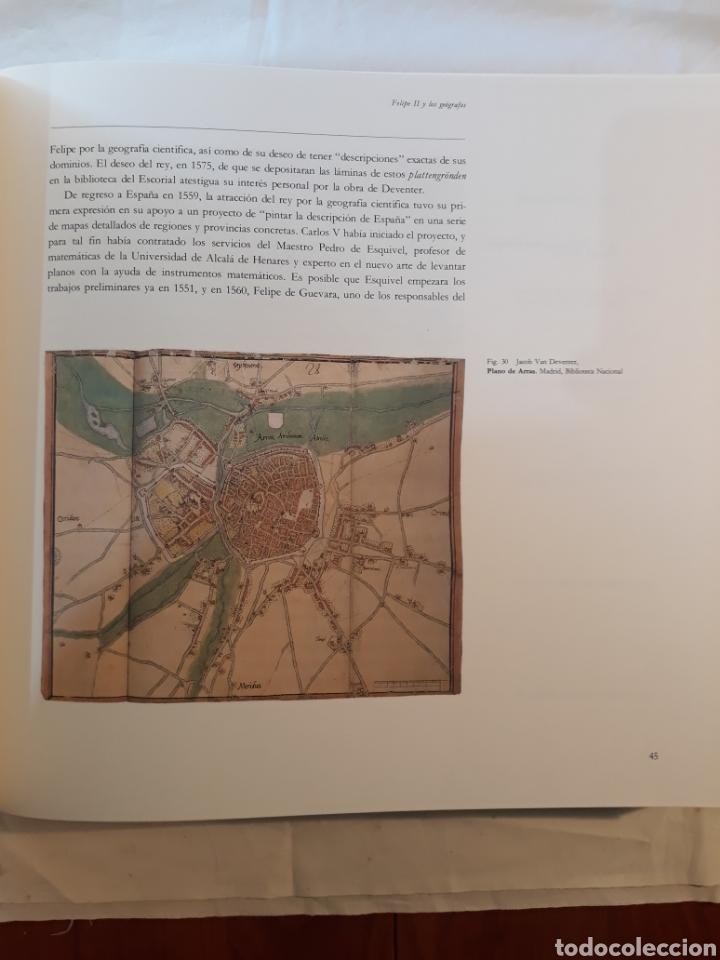 Libros de segunda mano: Ciudades del siglo de oro.Las vistas Españolas de Anton Van Wyngaerde. - Foto 5 - 150950918