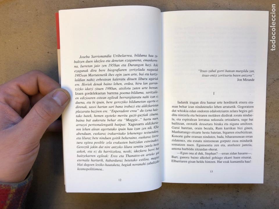 Libros de segunda mano: IPUIN BAKARRAK. XABIER MENDIGUREN. ELKAR 1994. EUSKARAZ. - Foto 3 - 150953770