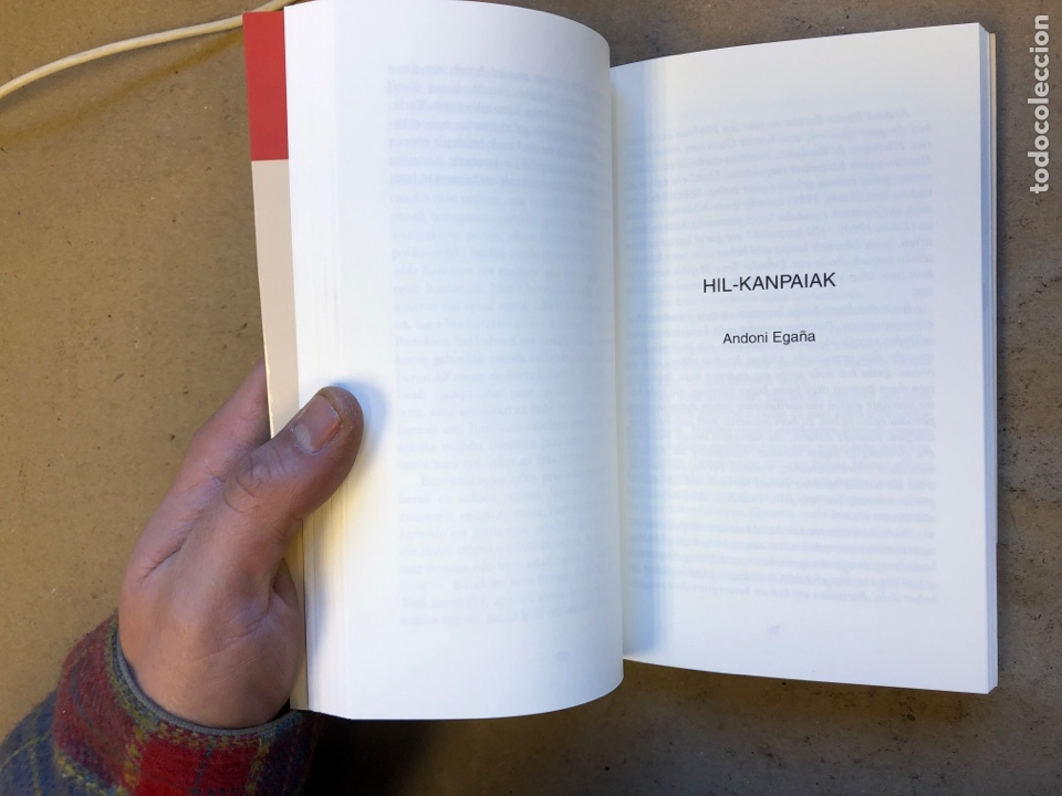 Libros de segunda mano: IPUIN BAKARRAK. XABIER MENDIGUREN. ELKAR 1994. EUSKARAZ. - Foto 5 - 150953770