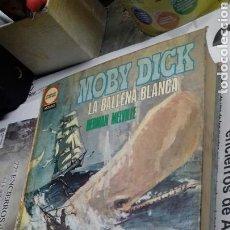 Libros de segunda mano: MOBY DICK. LA BALLENA BLANCA. HERMAN MELVILLE.1969. MOLINO. Lote 150957550