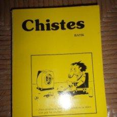 Libros de segunda mano: CHISTES BATIK Nº4.. Lote 150972702