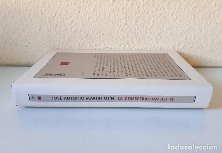 Gebrauchte Bücher: JOSÉ ANTONIO MARTIN OTÍN (PETÓN) / LA DESESPERACIÓN DEL TÉ (27 VECES PEPÍN BELLO) / PRE-TEXTOS 2001 - Foto 3 - 150986714