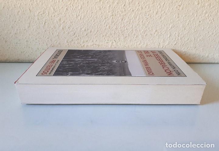 Gebrauchte Bücher: JOSÉ ANTONIO MARTIN OTÍN (PETÓN) / LA DESESPERACIÓN DEL TÉ (27 VECES PEPÍN BELLO) / PRE-TEXTOS 2001 - Foto 4 - 150986714