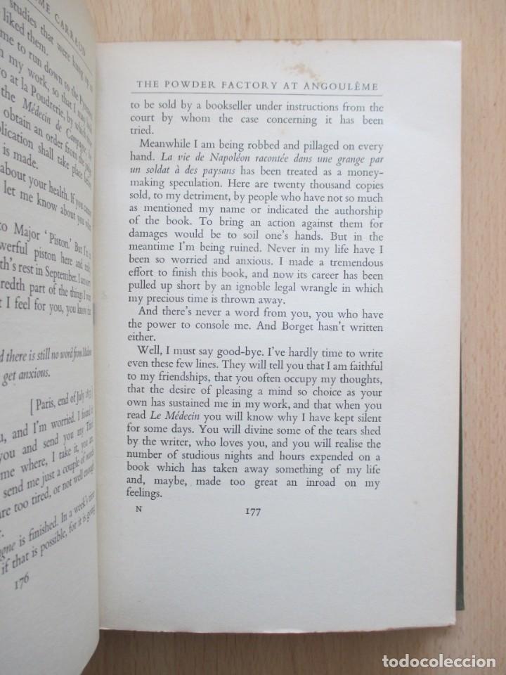 Libros de segunda mano: The unpublished Correspondence of Honoré de Balzac and Madame Zulma Carraud (1820 – 1830) - Foto 13 - 150986806
